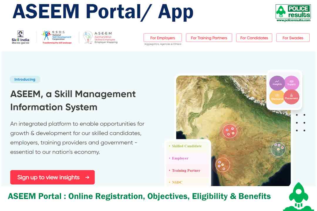 ASEEM Portal : Online Registration, Objectives, Eligibility & Benefits