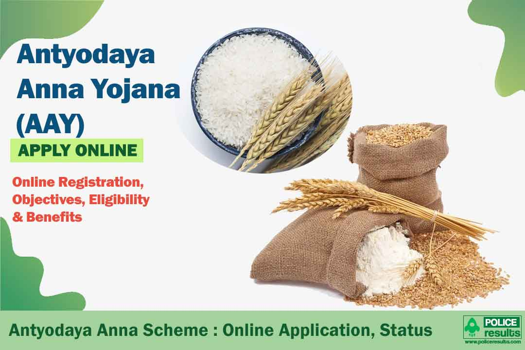 Antyodaya Anna Scheme 2020: Online application, eligibility, status and beneficiary list