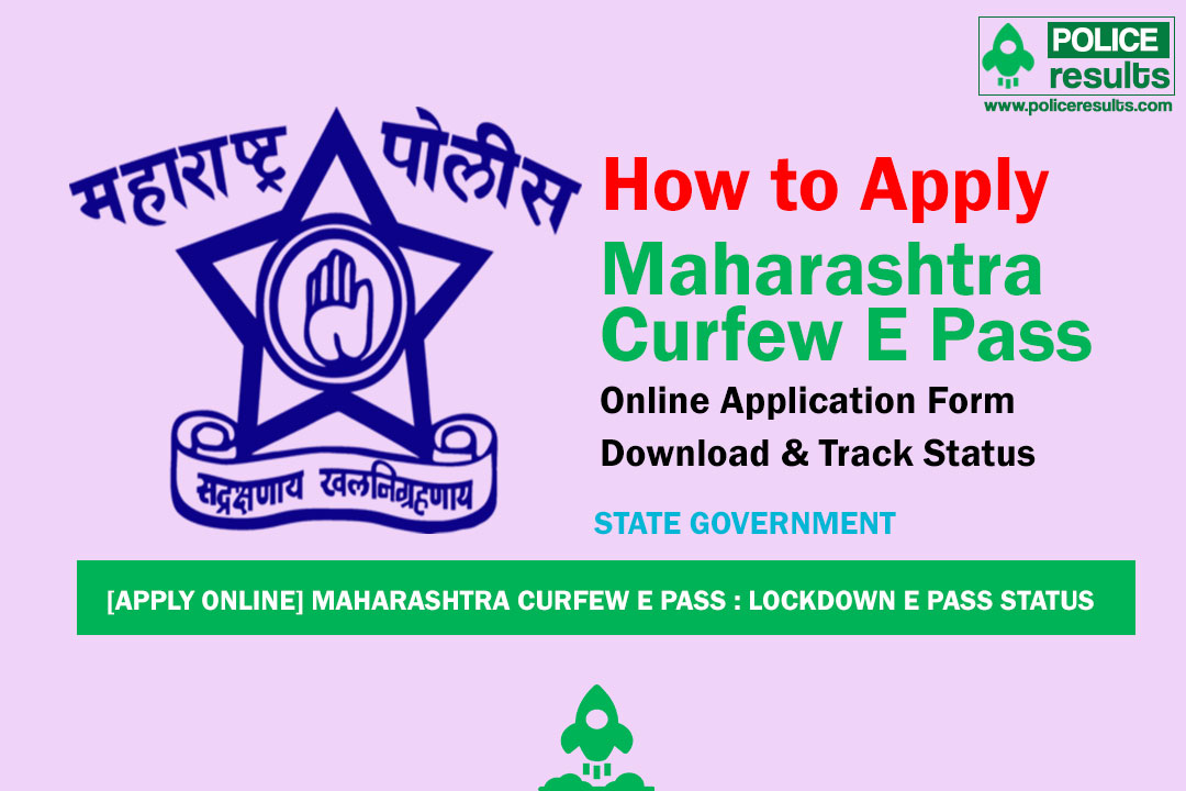 [Apply Online] Maharashtra Curfew E Pass : Online Application, Lockdown e Pass Status