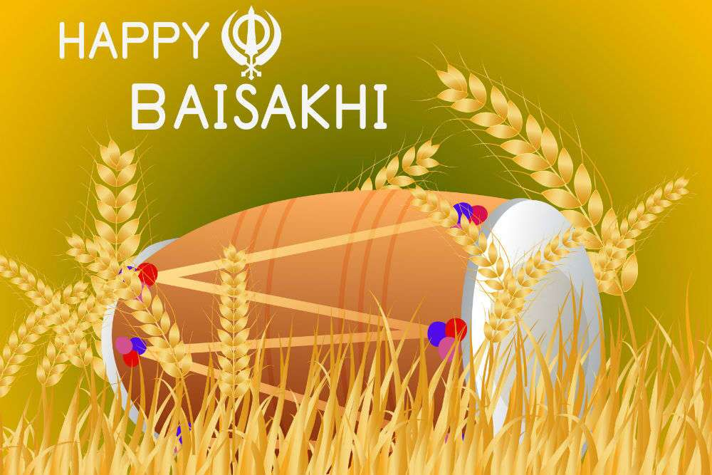 Baisakhi SMS, Baisakhi Messages, Baisakhi Wishes