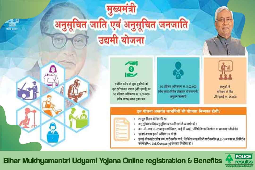 Bihar Mukhyamantri Udyami Yojana 2020: Online Registration, Objectives, Eligibility & Benefits