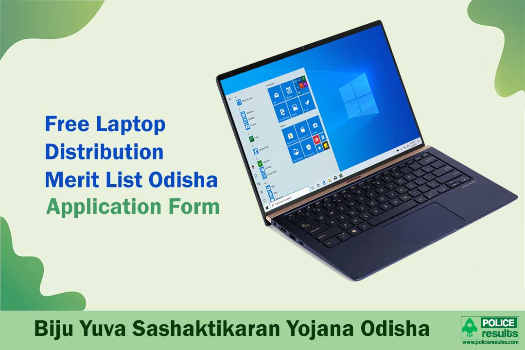 Biju Yuva Sashaktikaran Yojana 2021: Laptop Distribution Merit List Odisha