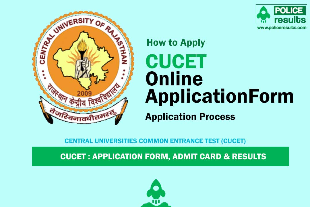 CUCET 2020 : Application Form, Exam Dates, Admit Card & Results