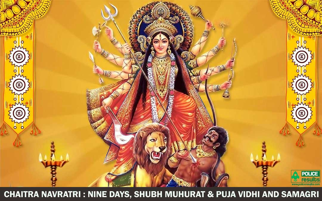 2020 Chaitra Navratri : Nine Days, Shubh Muhurat & Puja Vidhi and Samagri (Complete List Details)