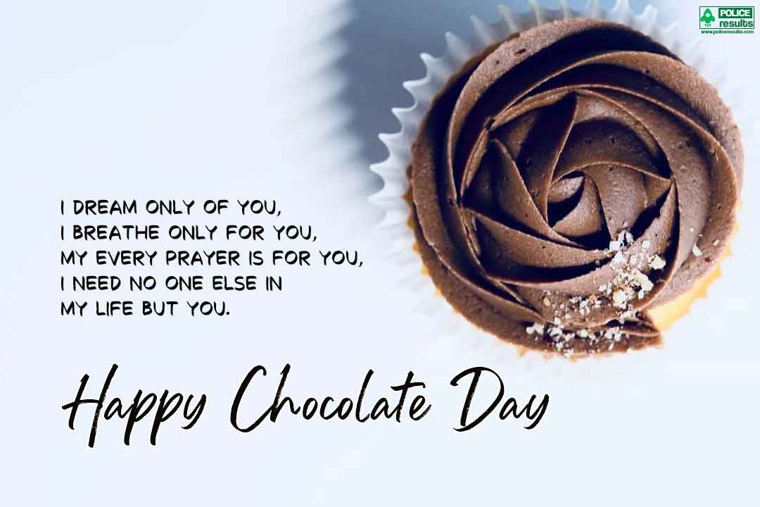 Chocolate Day Quotes Status for Love