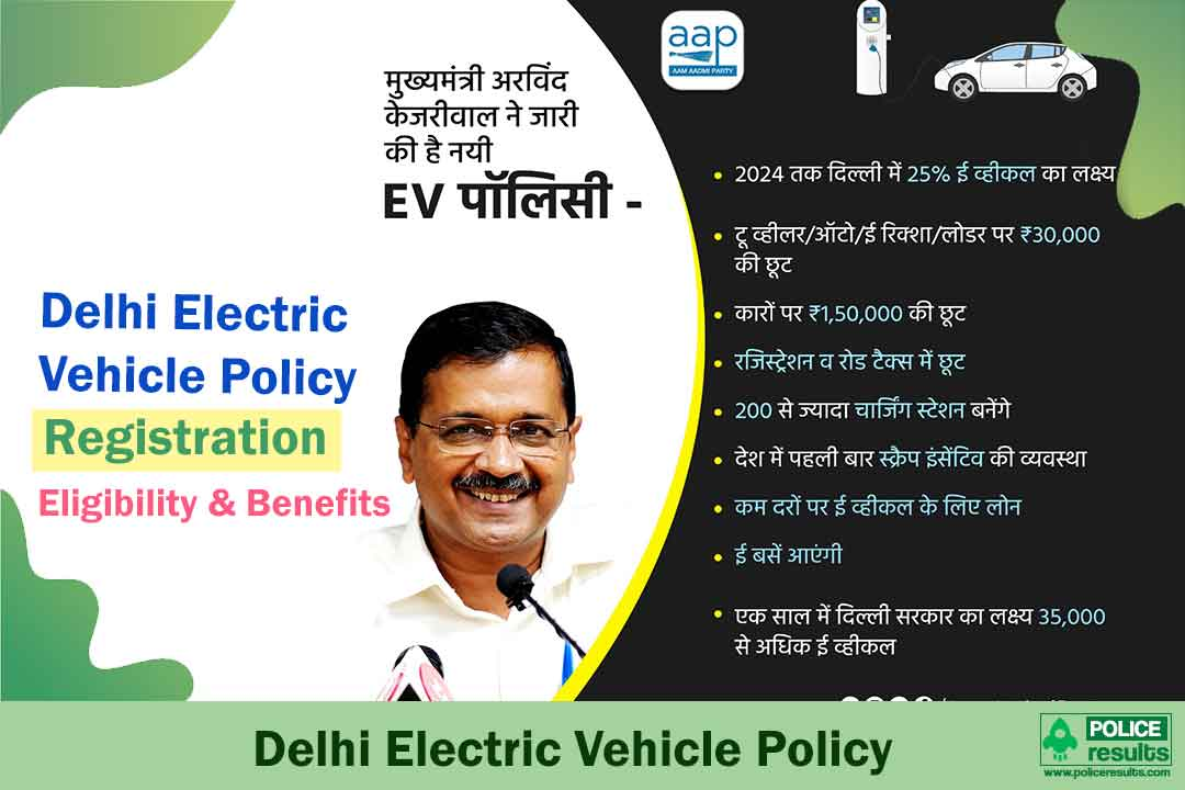Delhi Electric Vehicle Policy 2020: Online Registration, Objectives, Eligibility & Benefits