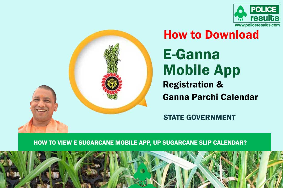 E-Ganna Mobile App: How to view E sugarcane mobile app, UP sugarcane slip calendar?