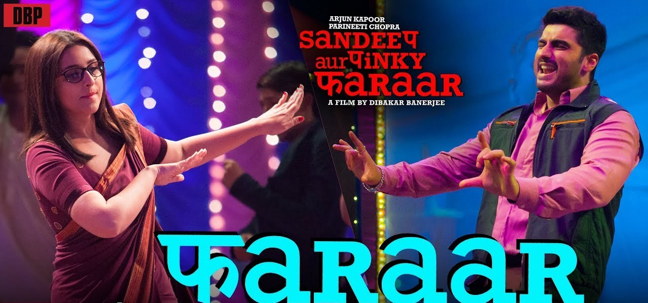 फरार Faraar Lyrics in Hindi Anu Malik | Sandeep Aur Pinky Faraar