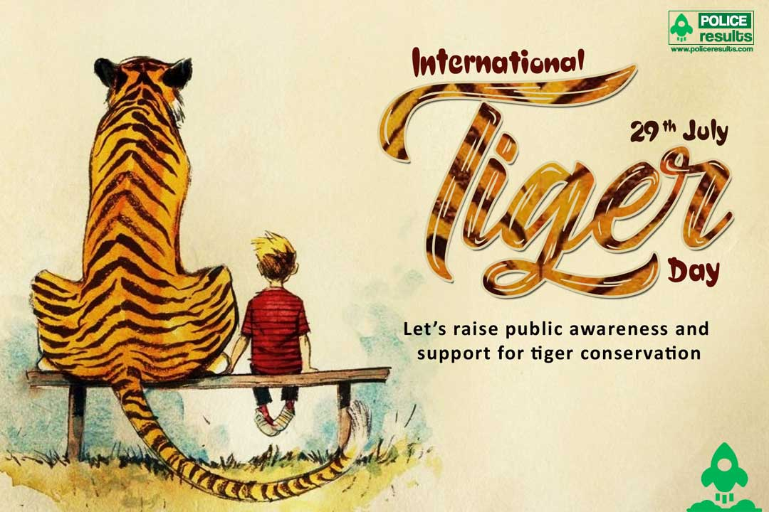 Global Tiger Day Slogan