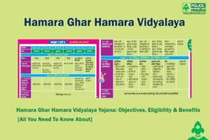Hamara Ghar Hamara Vidyalaya Yojana 2020 : Objectives, Eligibility & Benefits [All You Need To Know About]