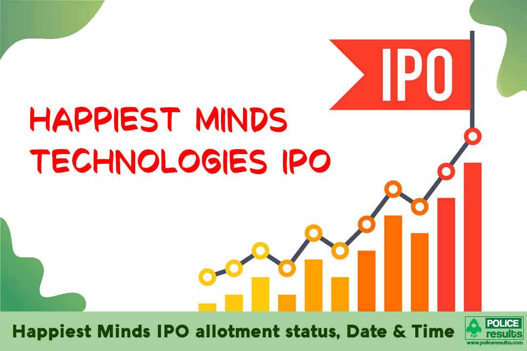 Happiest Minds IPO allotment status: Link Intime IPO Date and Time, Basis of Allotment Details