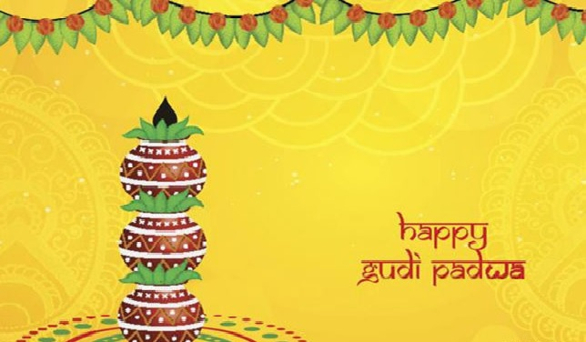 Gudhi Padwa Pictures Wishes