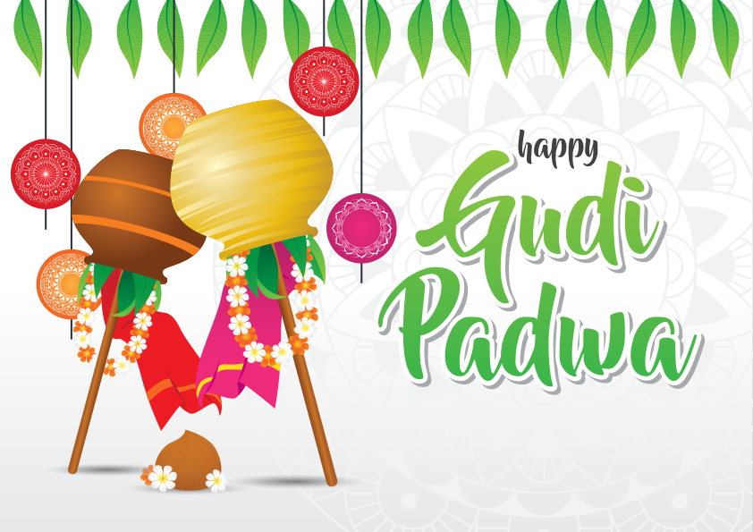Gudhi Padwa Wishes SMS Text Send