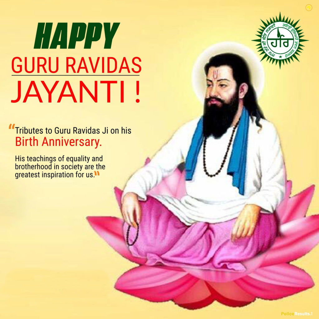 Happy Guru Ravidas Jayanti Thoughts