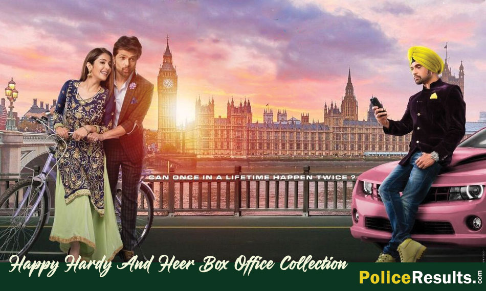 {Till Now} Happy Hardy And Heer 13th Day Collection | Box office Collection