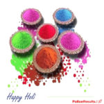 Happy Holi Colors WhatsApp Stickers Natural Colors safe holi play