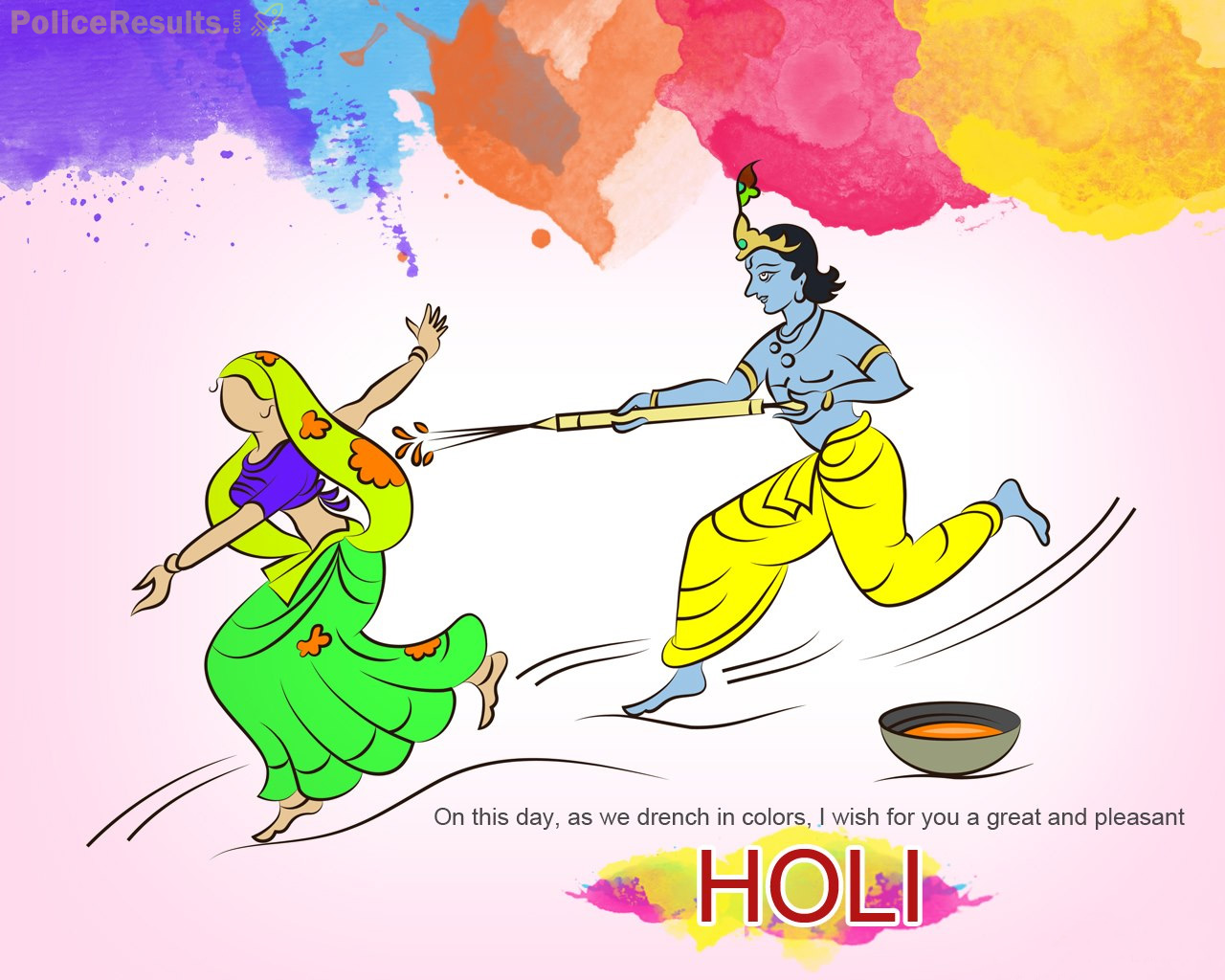 Happy Holi Quotes – Inspirational & Funny Quotes Poems, Shayari in Hindi, English
