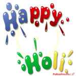 Happy Holi Sticker Png , Png Download - Holi Whatsapp Status Download
