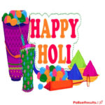 Happy Holi WhatsApp Image Stickers