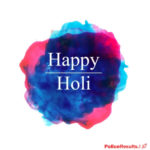 Happy Holi Wishes in Advance WhatsApp Stickers, GIF