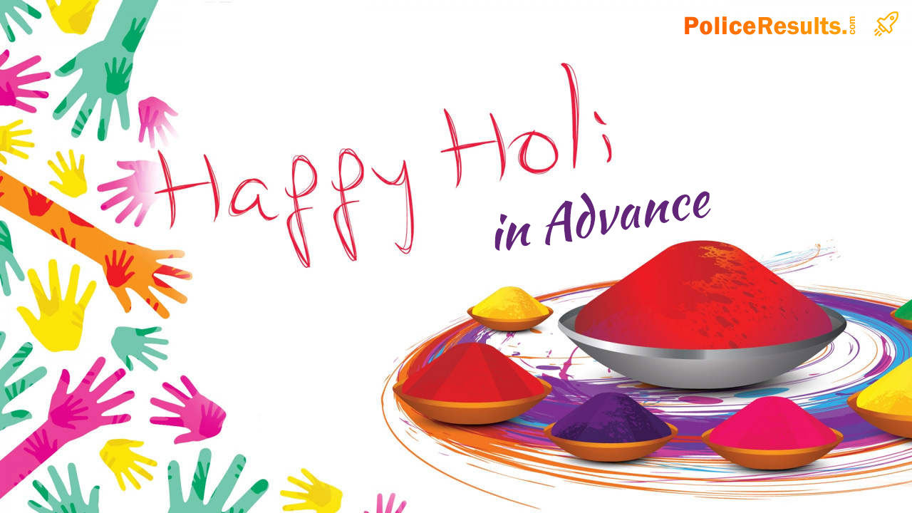 Happy Holi in Advance Sms Wishes Shayari Messages Jokes