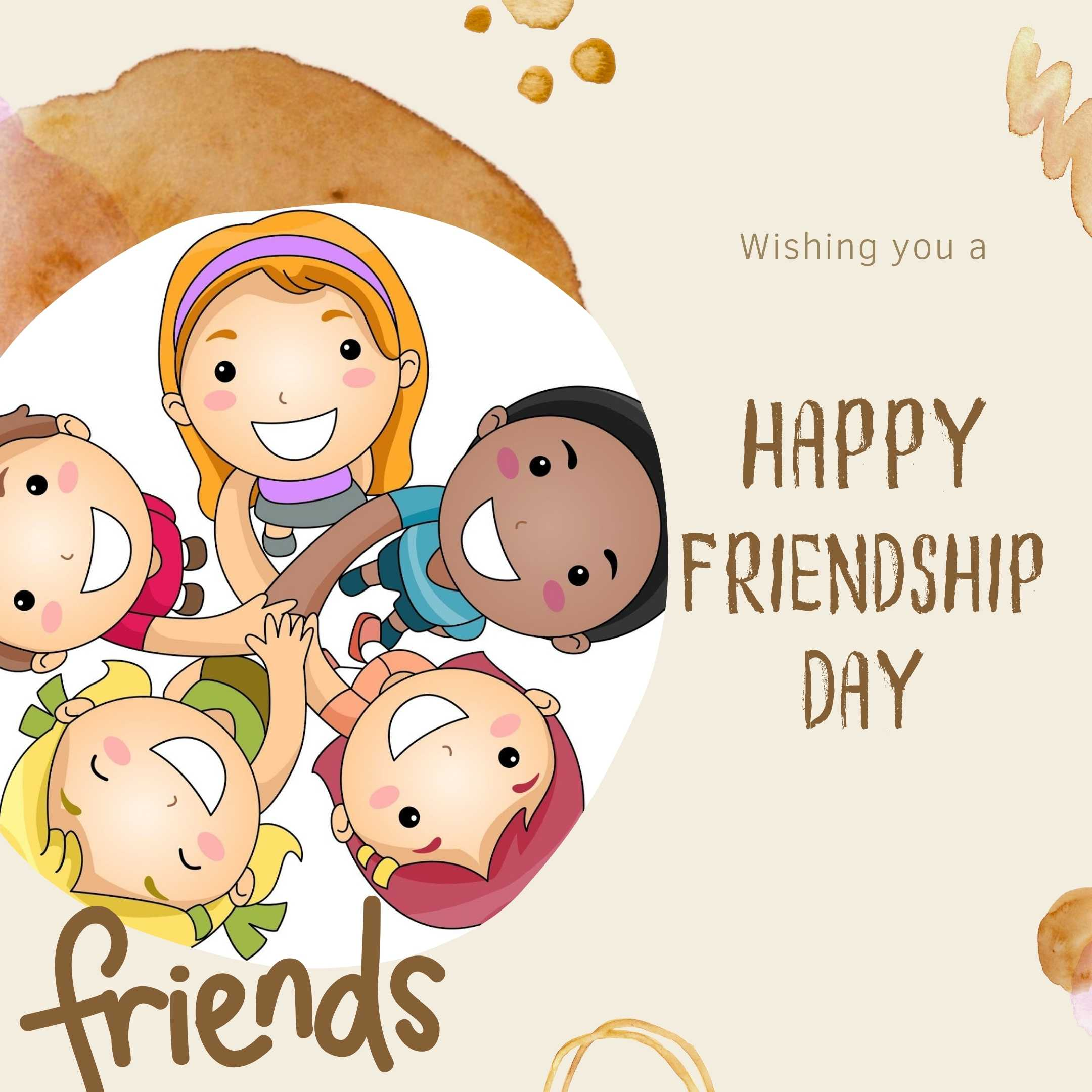 Happy International Friendship Day Photos