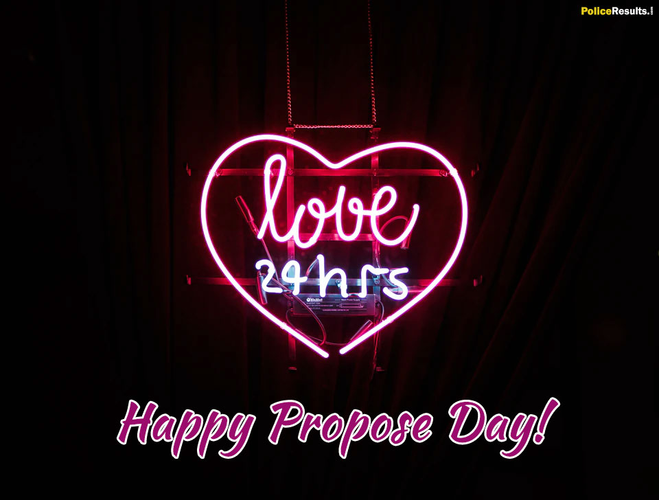 Happy Propose Day!