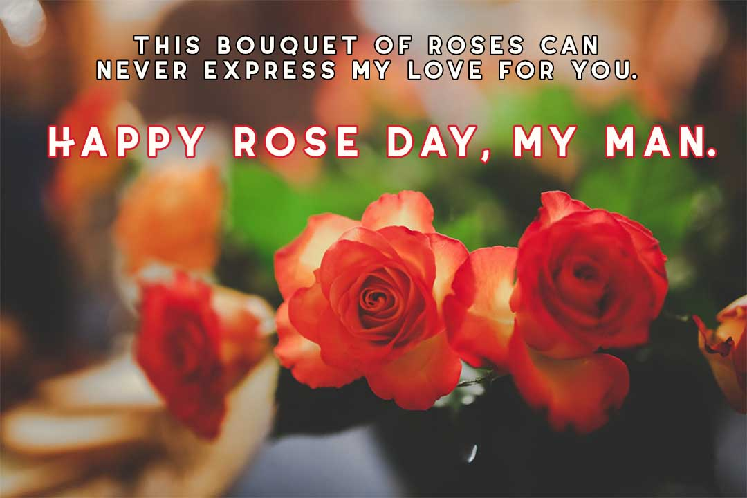 Happy Rose Day Shayari Status for Whatsapp, Facebook & Instagram