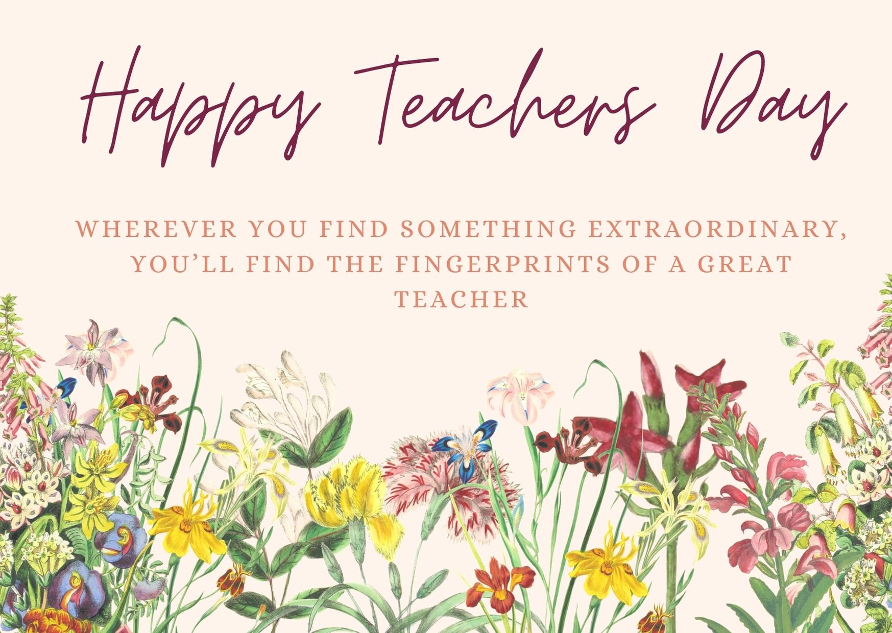 Teachers Day Quotes for Favourite Teacher