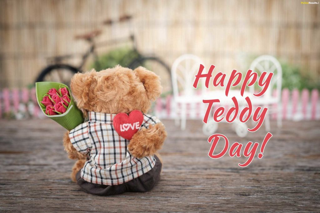 Happy Teddy Day!