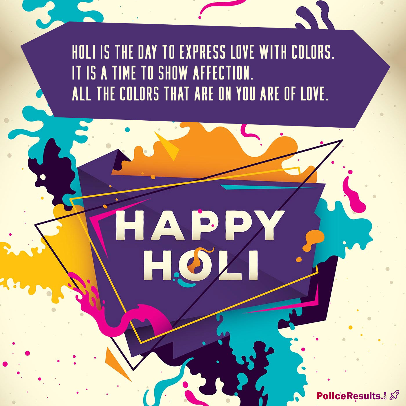 Holi Quotes Poems HD Images