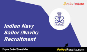 Indian Navy Recruitment 2020 for Sailor Posts through Sports Quota Entry through SSR, MR and Direct
