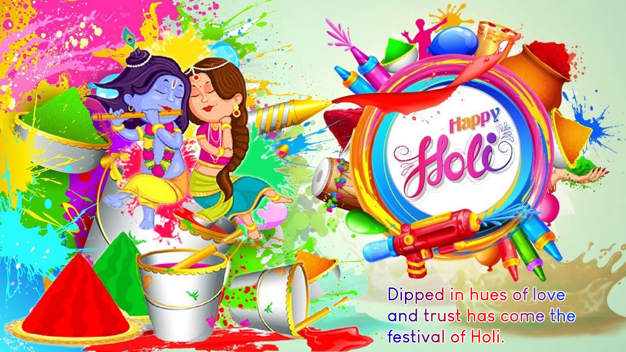 Inspirational Holi Quotes Status