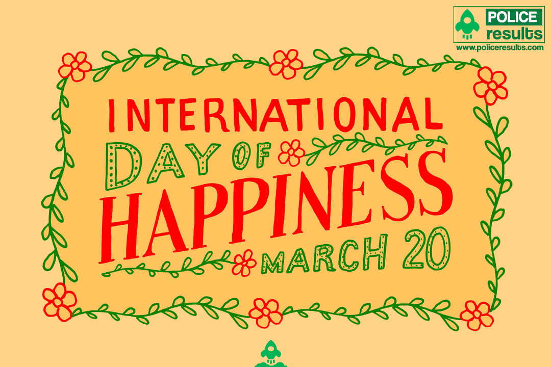 International Day of Happiness 2020 Theme