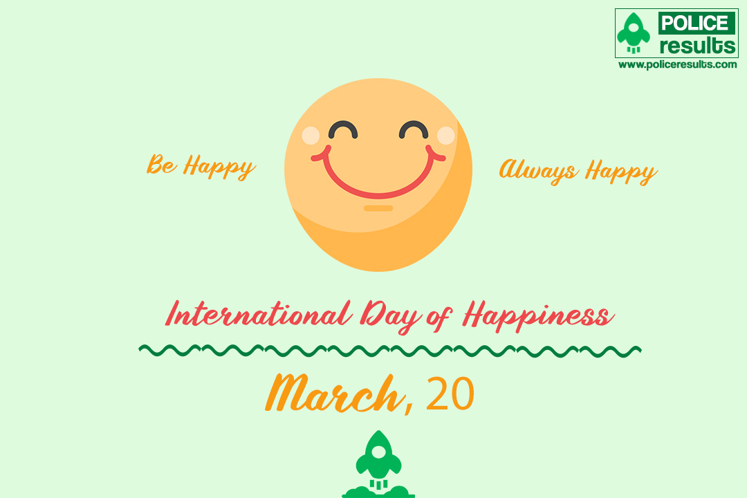 International Day of Happiness Why Celebrated Slogans, Activities & Theme International Day of Happiness 2020 Theme