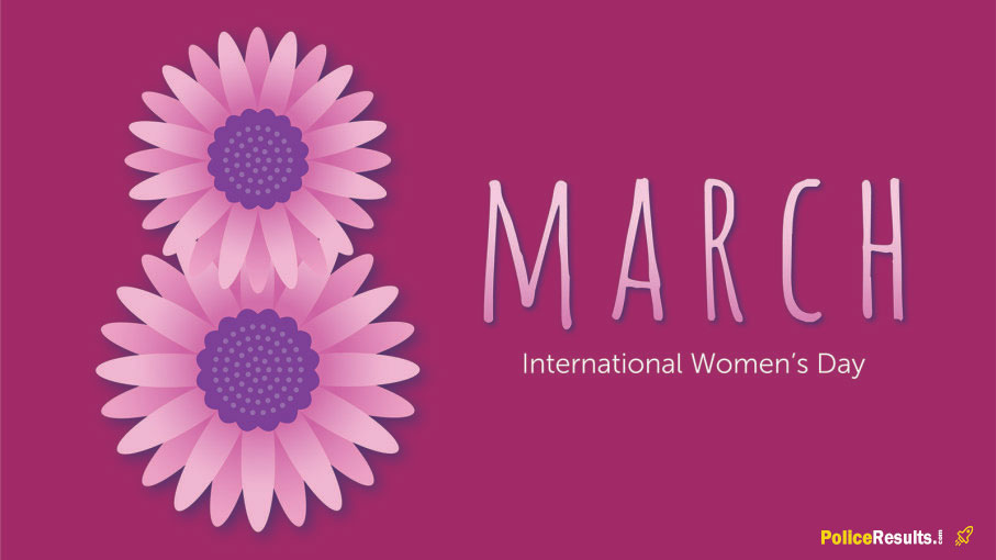 International Women's Day Greetings Facebook Coverage and Instagram Profile