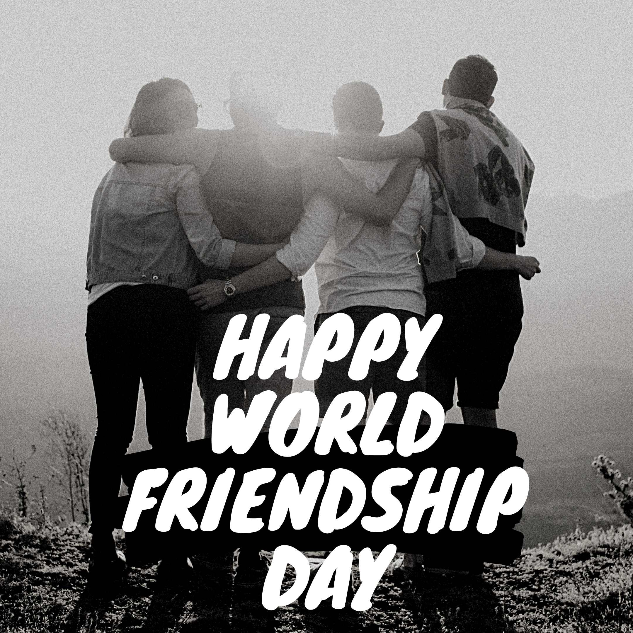 International Friendship Day 2020 Wishes Images