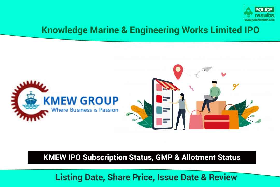 [Live Updates] KMEW IPO Subscription Status, GMP & Allotment Status: COMPNAMEENG IPO Listing Date, Share Price, Issue Date & Review