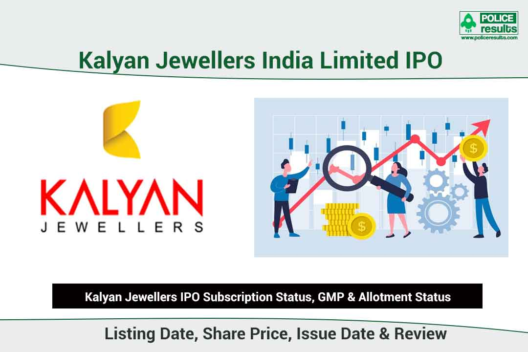 [Live Updates] Kalyan Jewellers IPO Subscription Status, GMP & Allotment Status: COMPNAMEENG IPO Listing Date, Share Price, Issue Date & Review