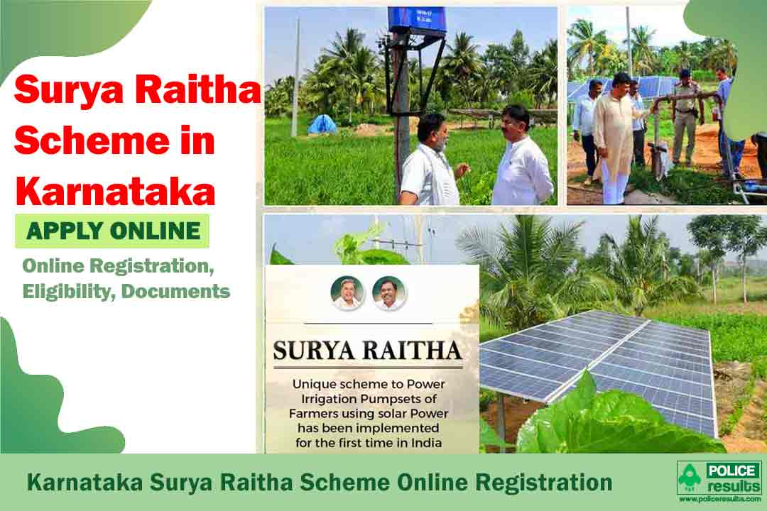 Surya Raitha Scheme in Karnataka 2020: Online Registration, Objectives, Eligibility & Benefits