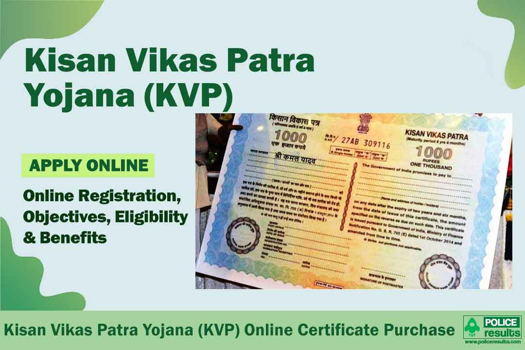 Kisan Vikas Patra Yojana (KVP) 2020-21: Online Purchase, Interest Rate, Calculator, Tax Benefits