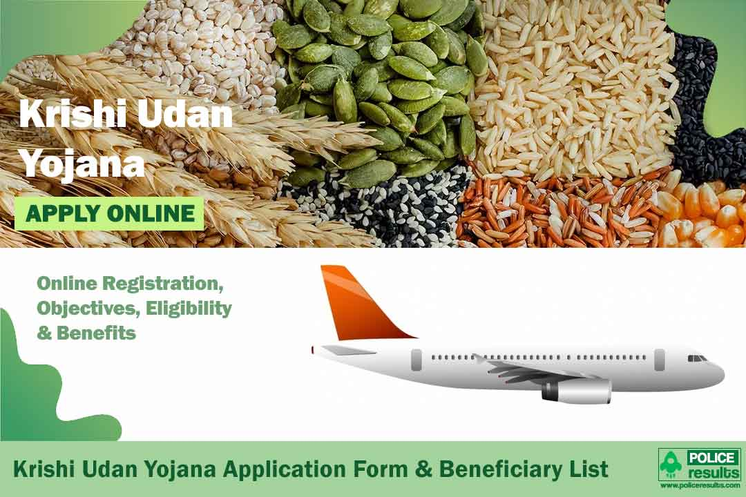 Krishi Udan Yojana 2020: Online Registration, Objectives, Eligibility & Benefits