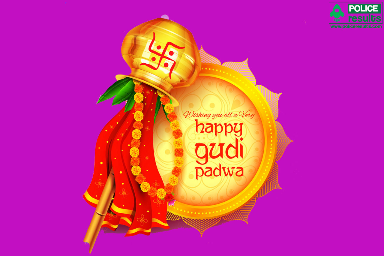 Marathi New Year Greeting Cards – Gudi Padwa Greeting Quotes in Marathi, Tamil, Telugu, Hindi, English