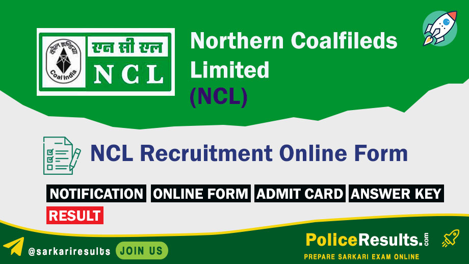 Northern Coalfields Limited Recruitment 2020 | 402 Trainee, Mining Sirdar Vacancy – NCL Jobs