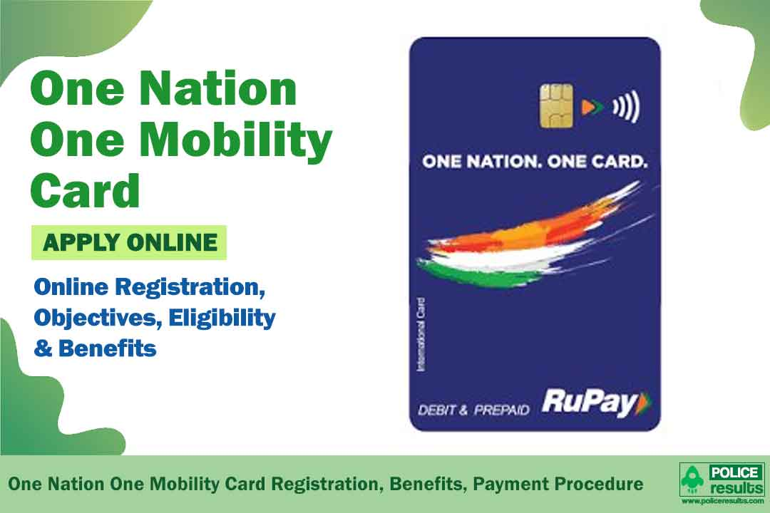 [NCMC] One Nation, One Mobility Card 2021: Online Registration, Objectives, Eligibility & Benefits