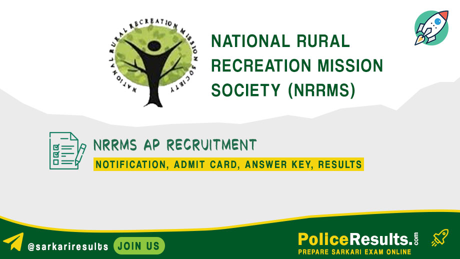NRRMS AP Recruitment 2020: 1502 Vacancies for Computer Operator, Technical Assistant &Other Posts, Apply @nrrmsvacancy.com
