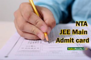 JEE Main 2020 Admit Card – Download April Exam Hall Ticket at jeemain.nta.nic.in