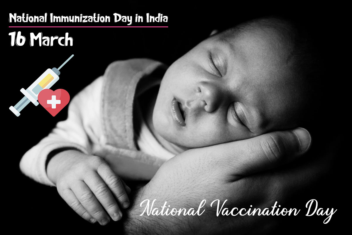 National Immunization Day 2020 : Theme, Slogan, Quotes, Importance, Images, Observance and Awareness Program