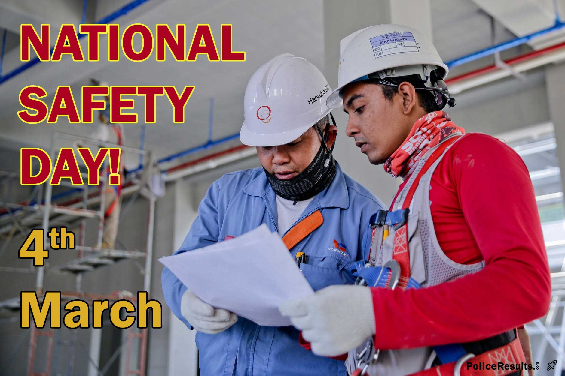 National Safety Day Quotes