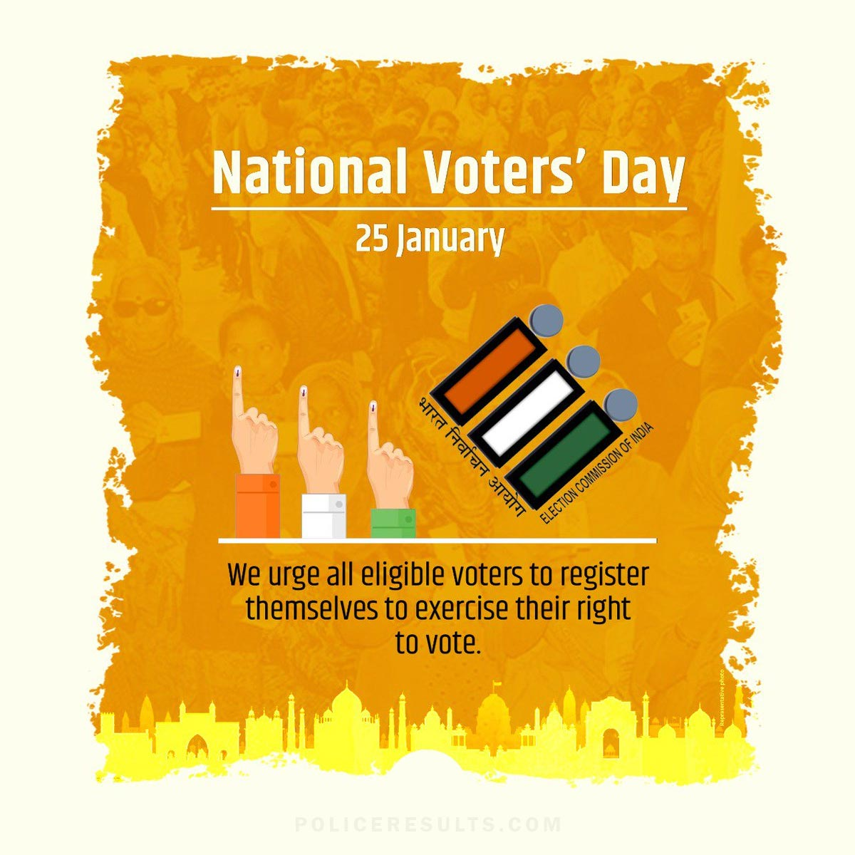 National Voters Day Celebrations